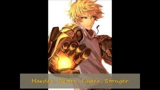 Harder, Better, Faster, Stonger - Nightcore (male Version)