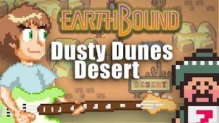 EarthBound: Dusty Dunes Desert Tex Mex cover by Steven Morris