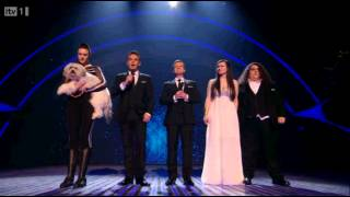 Britain's Got Talent 2012 Winner Ashleigh and Pudsey