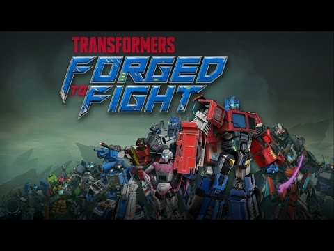 Transformers Forged to Fight Review (Prezentare joc pe iPhone 7/ Joc iOS/Android)
