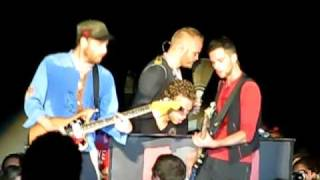 Coldplay - Talk - LIVE Dallas TX 7/21/2009