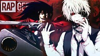 Sede De Sangue | Alucard E Kaneki ( Hellsing / Tokyo Ghoul ) Beat: Sidney Scaccio