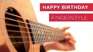 Tobias Rauscher - Happy Birthday (Percussive Fingerstyle Version)