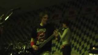 SUBURBAN TERRORIST - Slave of uncontrolled mind (live in Italy)