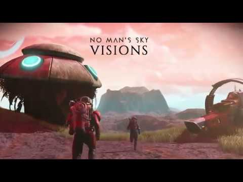 WTFF::: No Man\'s Sky Visions Update Is Arriving Tomorrow, Here\'s What to Expect