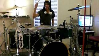 O.G. Loko Drum Cover Of Mice & Men