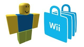 Wii Shop Channel but every note is the roblox death sound