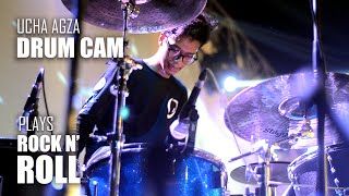 My Mother Is Hero - Rock N' Roll (Ucha Agza Drum Cam)