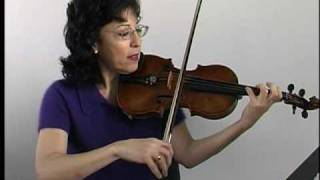 "Violin Lesson - Song Demo - ""Blues Brothers"" theme"