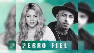 Perro Fiel- Shakira Ft Nicky Jam. (Audio oficial)