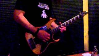 ROMPECABEZAS - Sometimes i feel like screaming - Deep Purple cover (fragment)