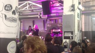 Little Boots - Headphones (Live @ Rough Trade East)