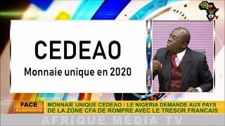 Puissante analyse de Banda Kani (Président du MP au Cameroun) sur la monnaie unique CDEAO