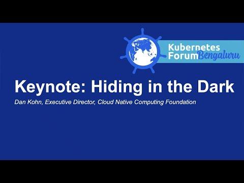 Keynote: Hiding in the Dark