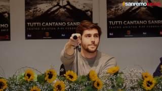 ALVARO SOLER è #sanremoINSIDE a Sanremo 2017