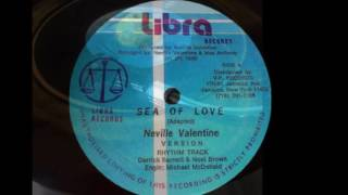 Neville Valentine - Sea Of Love