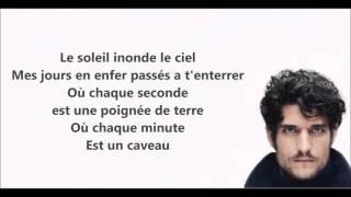 Louis Garrel Les yeux au ciel lyrics (paroles)