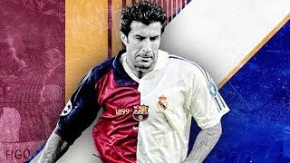 Most Controversial Football Transfer - Luis Figo width=
