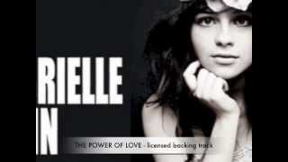 The Power Of Love by Gabrielle Aplin MIDI File Backing Tracks
