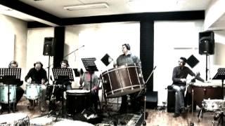 THUNDER - dry cinematic tutti percussion ensembles