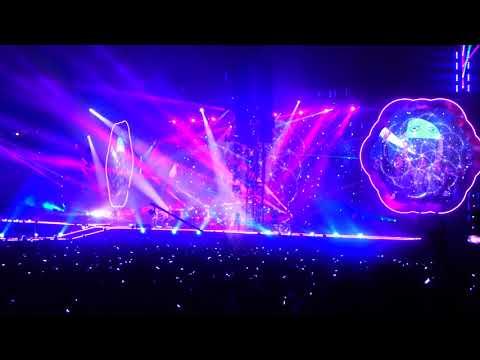 Coldplay - A Sky Full of Stars - Seattle, WA (09/23/17)