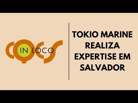 Imagem post: Tokio Marine realiza expertise em Salvador