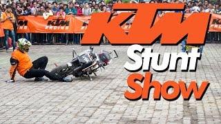 KTM Stunt Show 2015 | BABAR KHAN