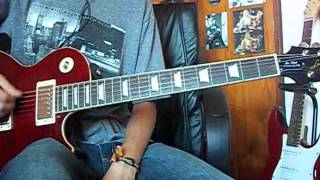 Eruca Sativa - Magoo - Guitar/Guitarra Cover