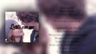 Frama Feat Astol - Resta Con Me (Prod. MDE)