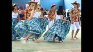 Carimbó Dança Típica do Pará- Ai menina