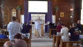 Ray Vester live at Open Door Community Church Louisville,KY June 28,2015