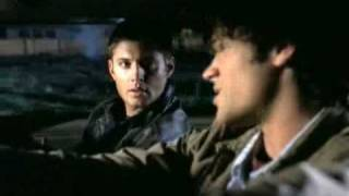 2009   Chamada  da estreia de Sobrenatural no SBT