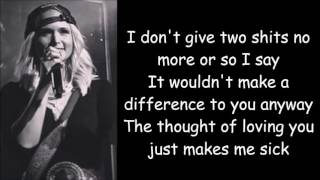 Miranda Lambert ~ Use My Heart (Lyrics)