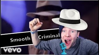 DanTDM Sings Smooth Criminal By Michael Jackson