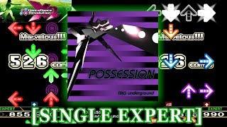 【DDR X2】 POSSESSION [SINGLE EXPERT] 譜面確認+クラップ