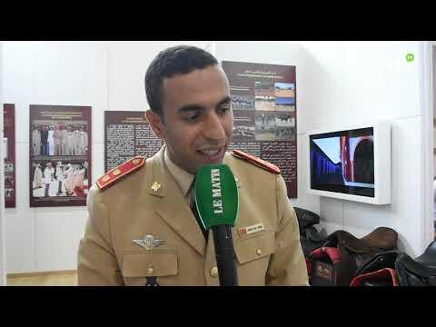 Video : La Garde Royale présente fièrement ses cavaliers
