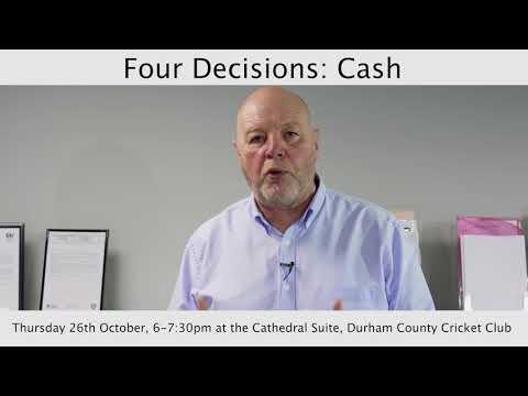 Decision 4 - Cash