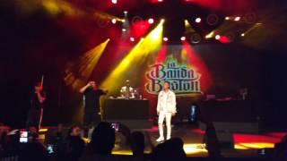 La Banda Bastön•Barriobajeros   ft. Yoga Fire • Alemán 