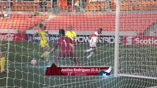CWOQ 2016: Trinidad & Tobago vs Guyana Highlights