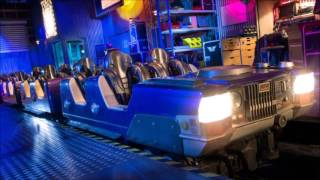 Rock 'n' Roller Coaster avec Aerosmith - Soundtracker multicolore (Audio Embarqué)