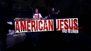 JOEY THE GANGSTER FT CHRIS#2 (ANTI-FLAG) - AMERICAN JESUS (BAD RELIGION COVER) HONG KONG 2016