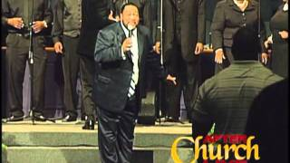 "ALVIN DARLING SINGS HIS HIT ""ALL NIGHT"" AT AFTER CHURCH LIVE"