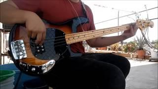 Linkin Park - Final Masquerade [Bass Cover] HD