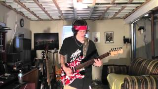 Van Halen Dance The Night Away Cover