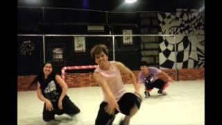 PSY - GANGNAM STYLE / 2 LEGIT 2 QUIT Mashup feat. MC HAMMER dance choreo by TREN