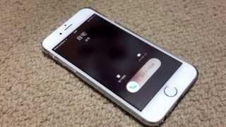iPhoneの着信音をPSYCO-PASSに