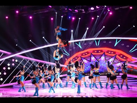 Trupa Amadeus dansează în finala de popularitate Next Star