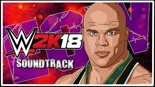 WWE 2K18 - ECW Kurt Angle Theme (Wrestling Machine)