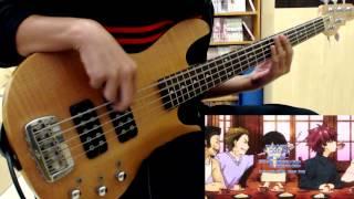 Shokugeki no Souma ED「Spice」Bass Cover