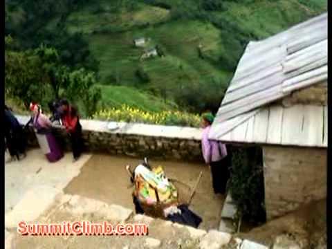 Scenes from a Nepal Service Trek V